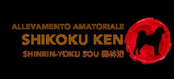 Allevamento Amatoriale Shikoku SHINRIN-YOKU SOU